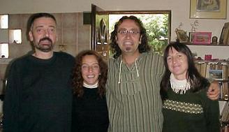 Eduardo , Lluïsa , Xavier y María Eugenia