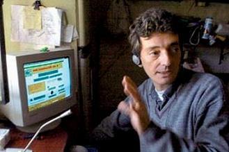 Primera foto tomada por el Diario La Nación en el año 2001