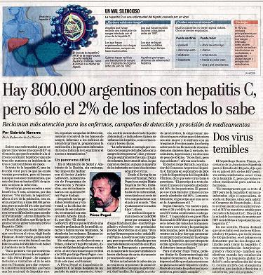 Página 6 del Diario La Nación del 13 de Junio de 2005