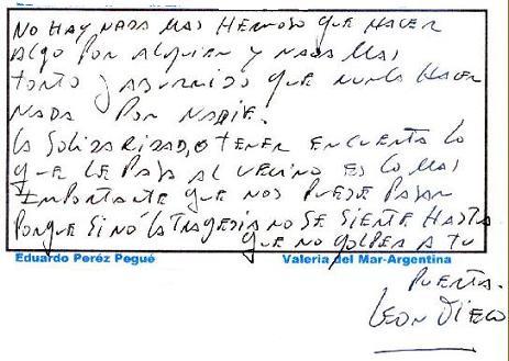 Mensaje de León Gieco para Hepatitis C 2000