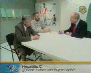 Reportaje del periodista Chiche Gelblum al Dr. Carlos Guma y a Eduardo Pérez Pegué