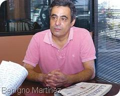 30 10 08 LAS PALMAS DE G. C.- BENIGNO MARTÍNEZ, HEPÁTICO. / JUAN GREGORIO