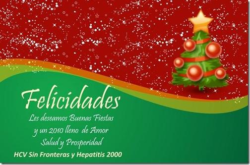 Hepatitis C 2000 y HCV Sin Fronteras-a sus amigos