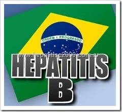 brasil hepatitis b c brazil