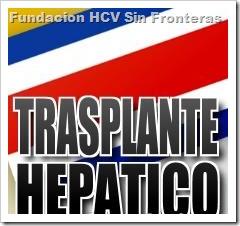 costa rica higado hepatitis trasplante