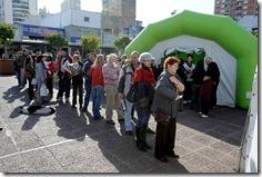 dia mundial fila en carpa rosario