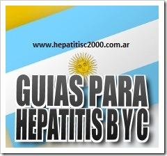 guias hepatitis b y hepatitis c ministerio de salud argentina vih sida