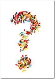 medicamentos interrogacion interrogante thumb CROI 2012: Interacciones entre los nuevos antivirales contra la hepatitis C y los medicamentos contra el VIH