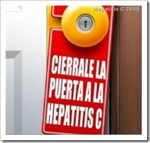 cierrale la puerta a la hepatitis