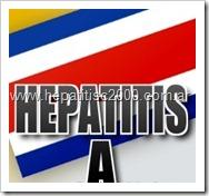 costa rica hepatitis a