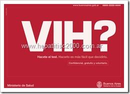 vih sida ministerio de salud buenos aires provincia