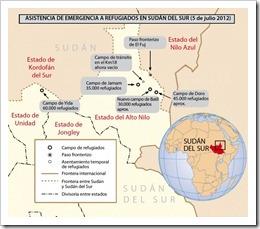 mapa-sur-sudan-refugiados-5-julio2012