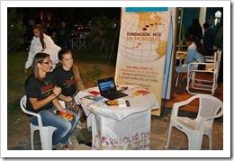 1 IMG 5865 thumb Mesa de información sobre Hepatitis B y C en Pinamar 2013