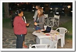 IMG 5879 thumb Mesa de información sobre Hepatitis B y C en Pinamar 2013