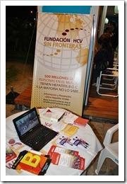 IMG 5895 thumb Mesa de información sobre Hepatitis B y C en Pinamar 2013