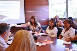 Reunión VIH y Hepatitis en San Juan