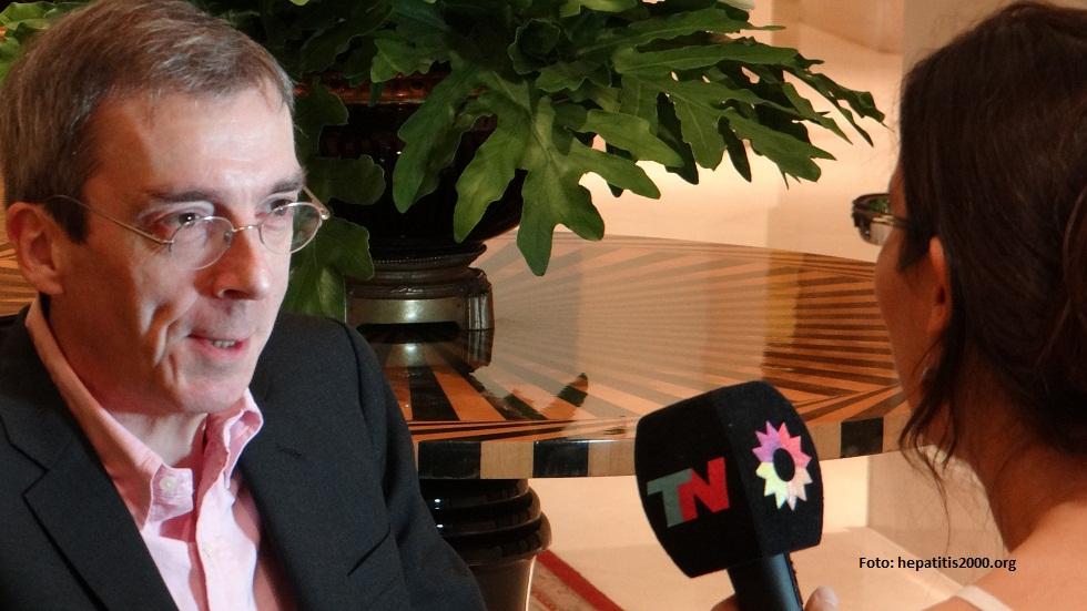 Charles-Gore-HCV-Sin-Fronteras-World-Hepatitis-Alliance