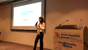 Taller de Advocacy para ONG's latinoamericanas en Word Hepatitis Summit Escocia 2015