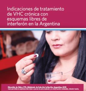 hepatitis argentina guia 2016