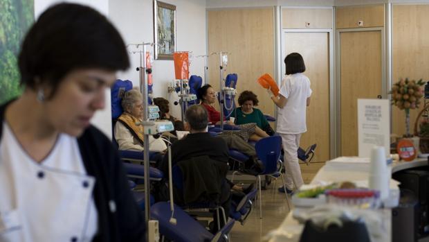cáncer centro de quimioterapia