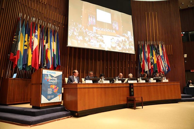 57º Consejo Directivo de la Organización Panamericana de la Salud